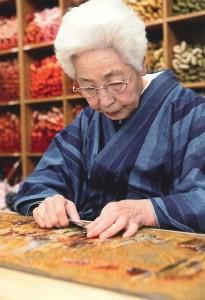 唐織「鈴木」おばあちゃん