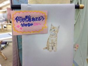 山本呉服店 帯 ネコ柄